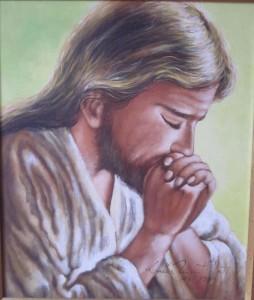 JesusPensif